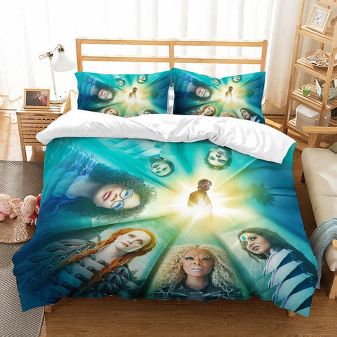 3D Customize A Wrinkle In Time Bedding Set Duvet Cover Set Bedroom Set Bedlinen