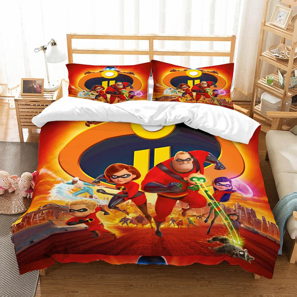 3D Customize Incredible 2 Bedding Set Duvet Cover Set Bedroom Set Bedlinen