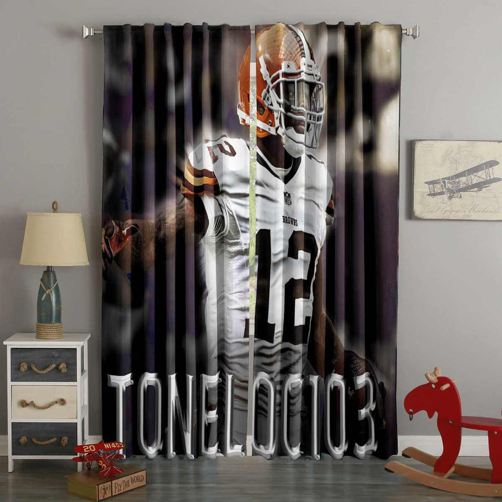 3D Printed Josh Gordon Style Custom Living Room CurtainsJosh Gordon