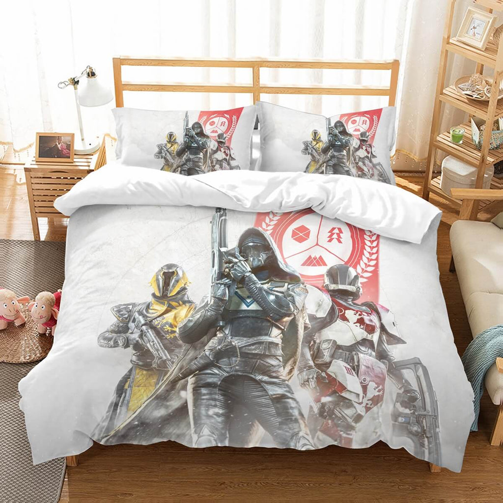 3D Customize Destiny Bedding Set Duvet Cover Set Bedroom Set Bedlinen