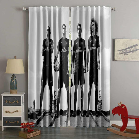 3D Printed PSG Style Custom Living Room Curtains
