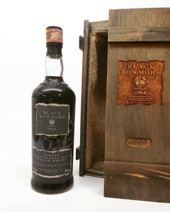 Bowmore Black 31 Year Old 1964 - Final Edition