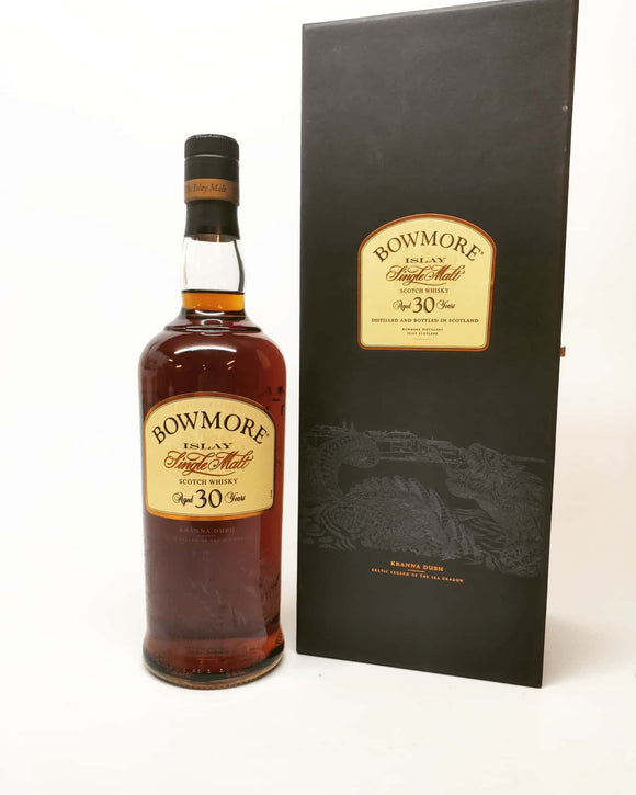 Bowmore 1976 30 Year Old Kranna Dubh