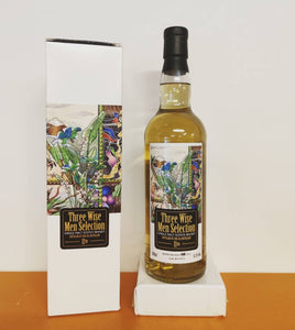 Caol Ila 11 yo 2008 Three Wise Men Selection (57.3%, Wealth Solutions SNG)