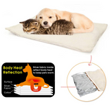 Warm Comfortable Self Heating Pet Bed