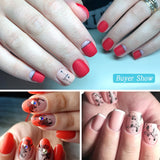 Water Transfer Nail Decal Collection of up to 40 Sheets in Your Choice of Several Themes