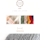 Swan Lake Cashmere Wool Angora Yarn