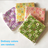"Calico Cotton Charm Pack 50 pieces 4"" (10cm) Squares"