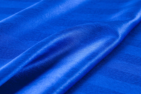 Royal Silk Herringbone Satin Weave - Price per Yard