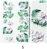 Single Sheet of 3D Raised Design Decals