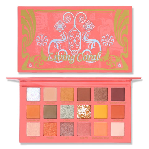 Living Coral Eye Shadow Palette