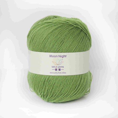 Moon Night Lambs Wool Cashmere Premium Yarn