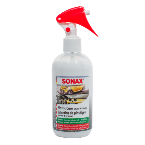 SONAX Plastic Care 300mL – Interior/Exterior
