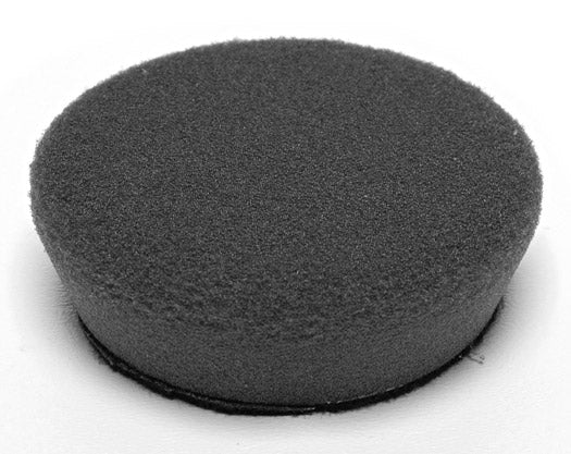 "Flex 3"" Black Foam Finishing Pad Passion Detailing"