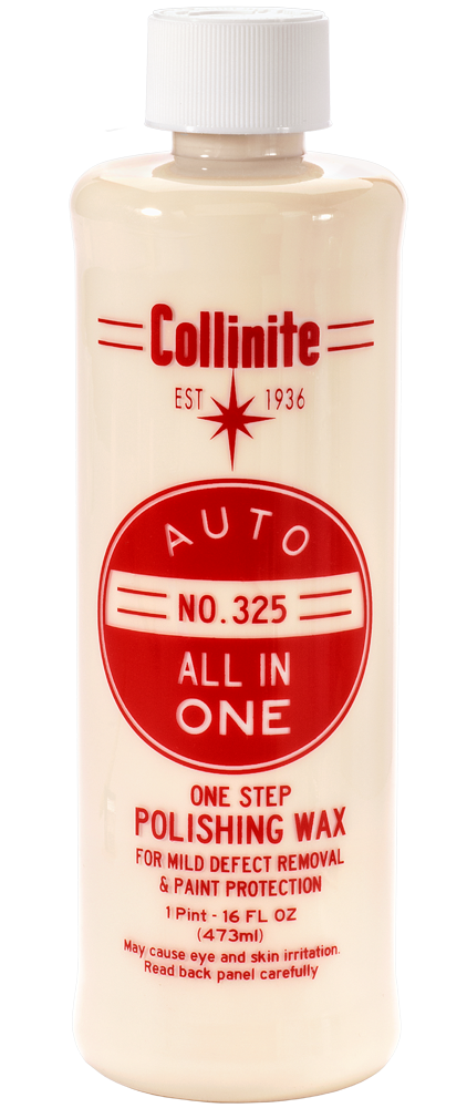 Collinite All In One Polishing Wax No. 325