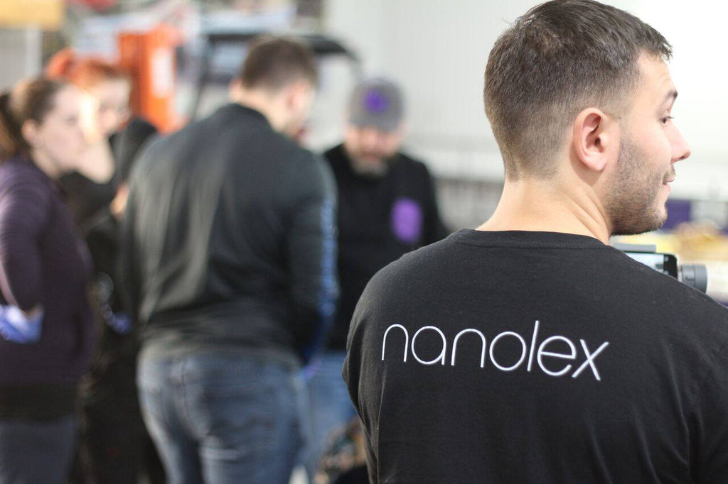 Formation Nanolex Detailing University avec Mike Tsaltas - Avril 2019