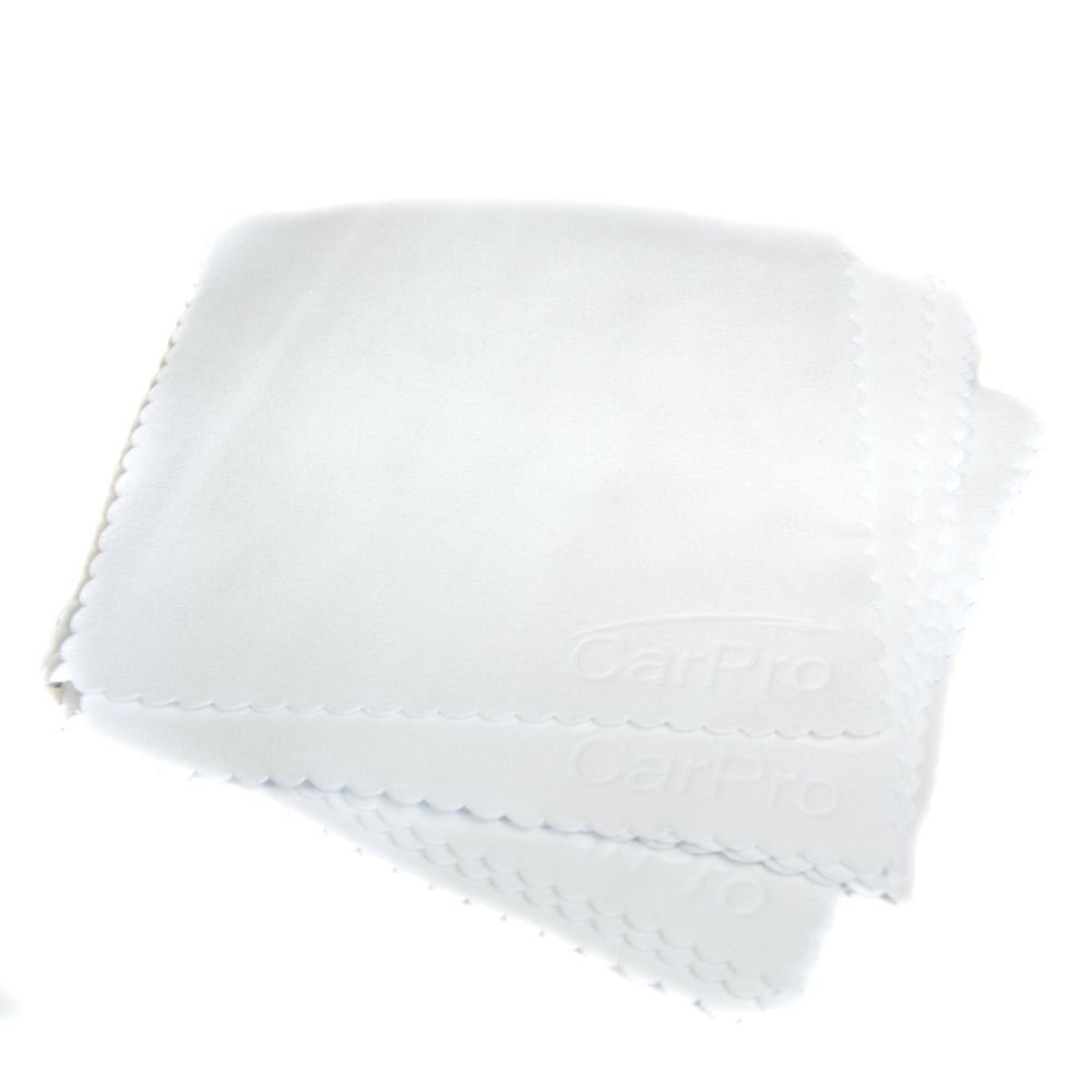 "CarPro Linge Applicateur en Suède 6""x 6"" Passion Detailing"