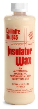 Collinite Insulator Wax No. 845 Passion Detailing