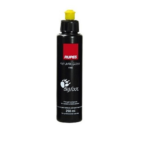 Rupes Compound Keramik Gloss Fine Gel (Yellow) 250mL Passion Detailing