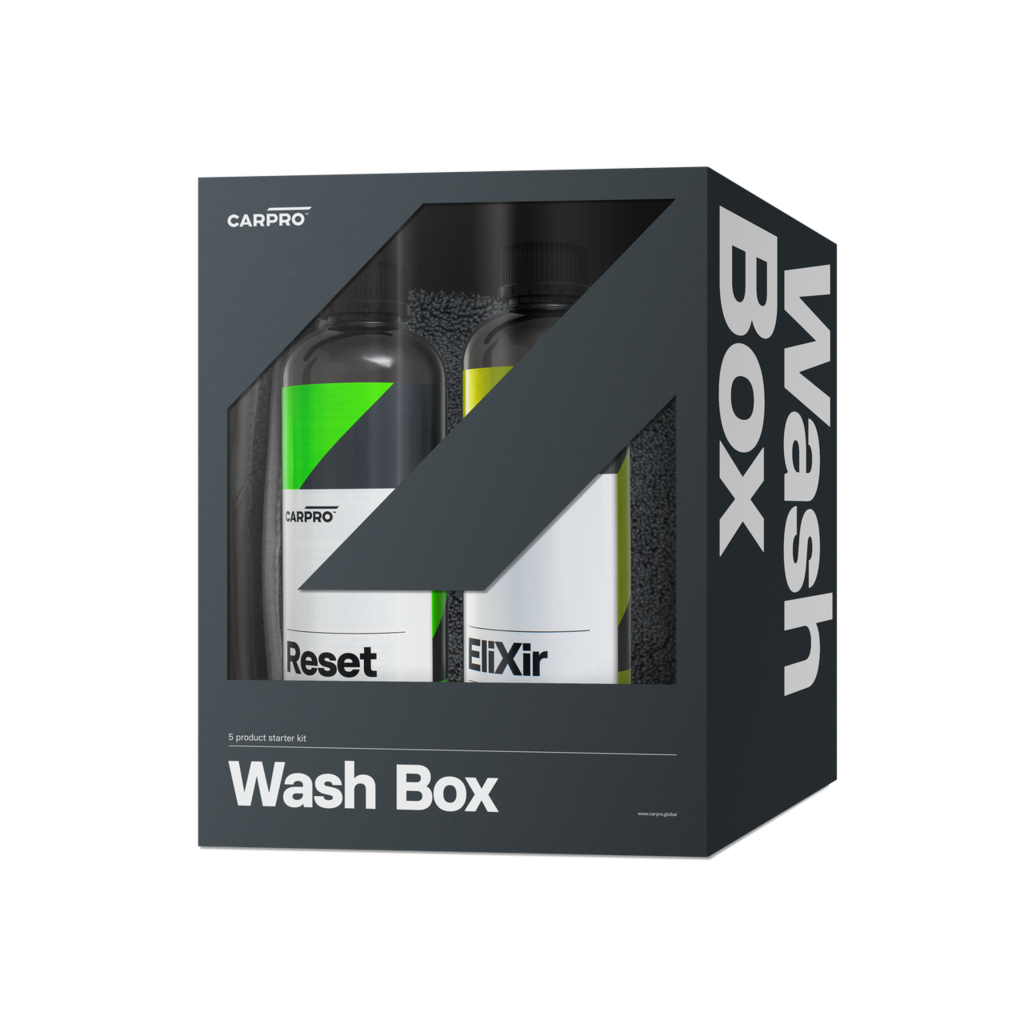 CarPro Wash Box - Ensemble Cadeau CarPro!