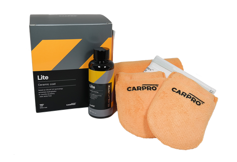 CarPro Cquartz Lite Kit 150mL Passion Detailing
