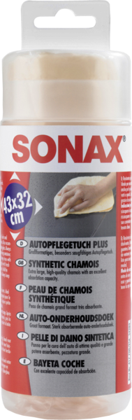 Sonax Chamois Synthétique Passion Detailing