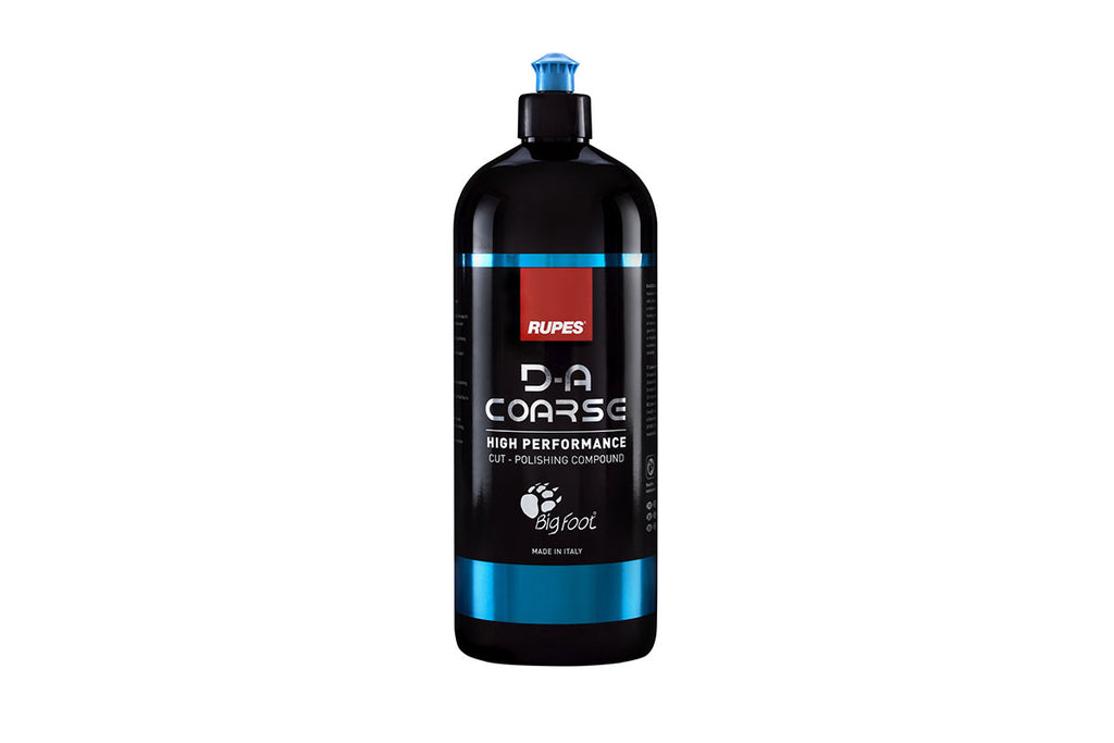 Rupes DA Coarse - High Performance Cutting Compound 1L