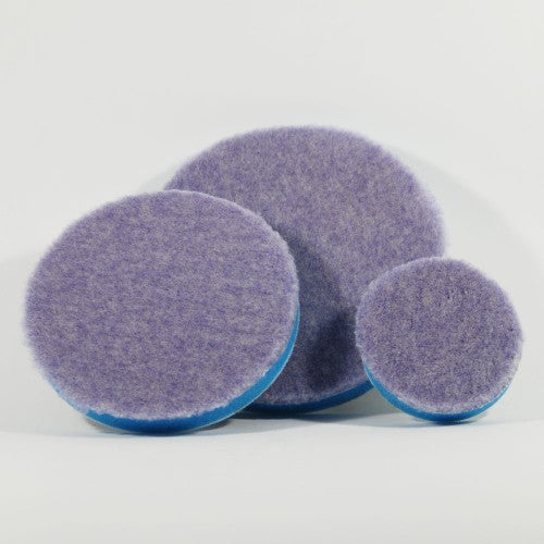 "Optimum Hyper™Wool Foam Pad 6.5"" Passion Detailing"