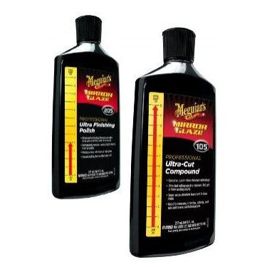 Meguiar's M105 + M205 8oz Kit Passion Detailing