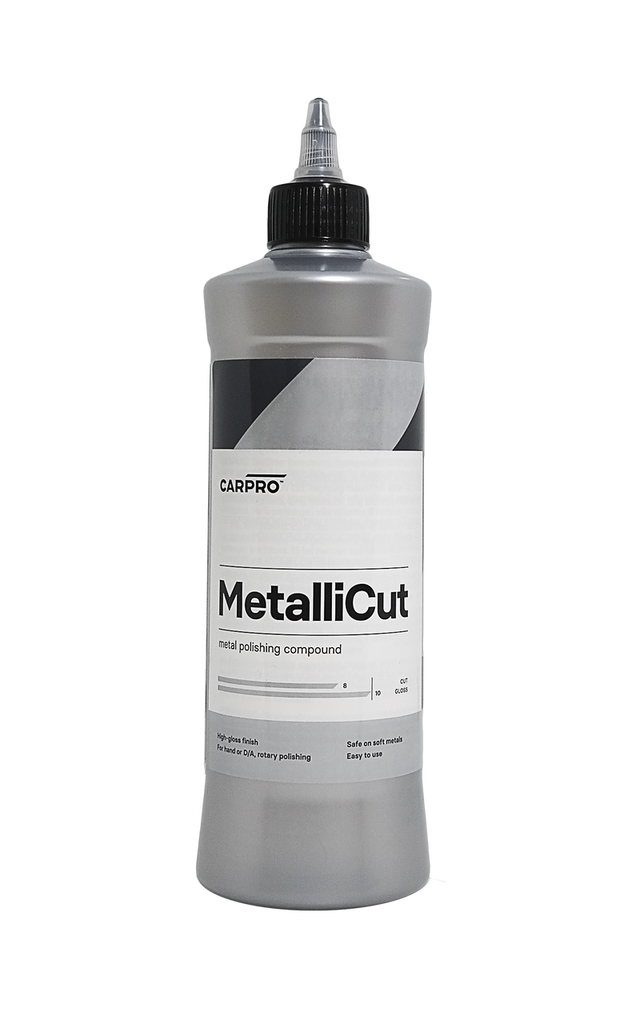CarPro MetalliCut Metal Polish 500 mL