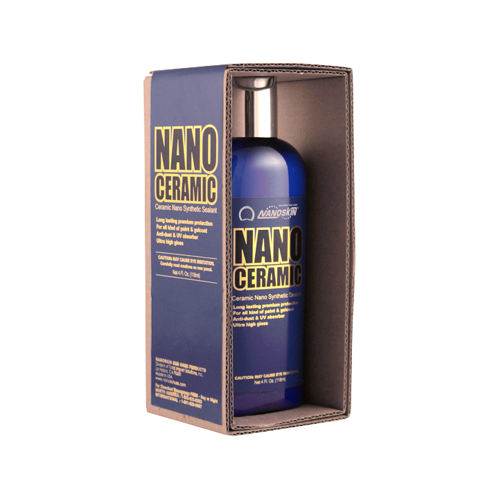 Nanoskin CERAMIC Nano Synthetic Sealant 4oz Passion Detailing