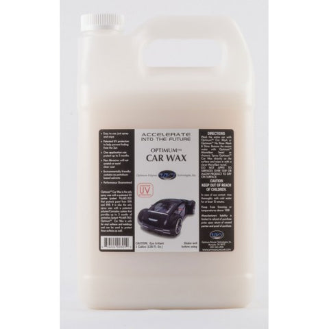 Optimum Car Wax 128oz Passion Detailing