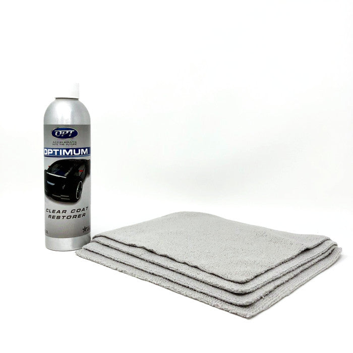Optimum Clear Coat Restorer 9oz Passion Detailing