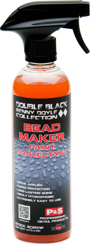 P&S Double Black Bead Maker Paint Protectant 16oz Passion Detailing