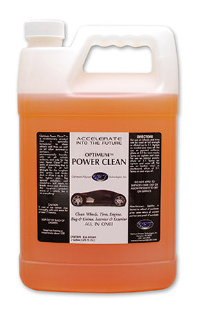Optimum Power Clean - Nettoyant Tout Usage 128oz Passion Detailing