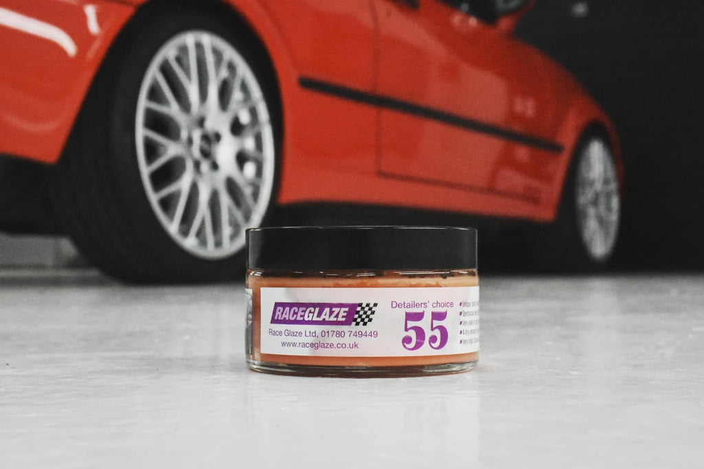 RaceGlaze UK Signature 55 Wax 200g