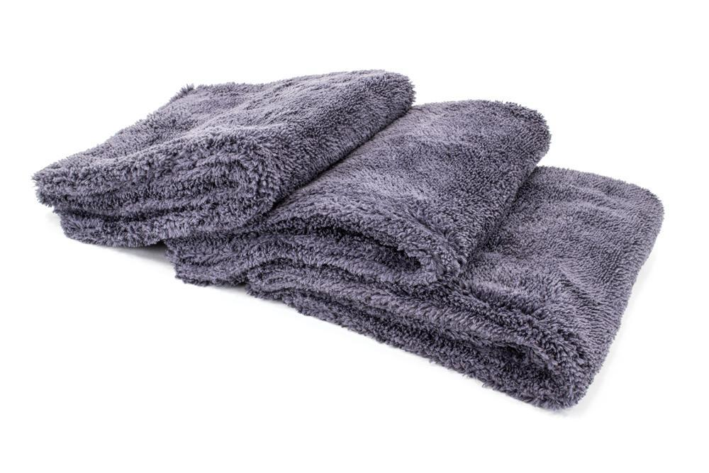 Autofiber [Royal Plush] Double Pile Microfiber Detailing Towel (16 in. x 16 in., 600 gsm) - 3 pack Passion Detailing