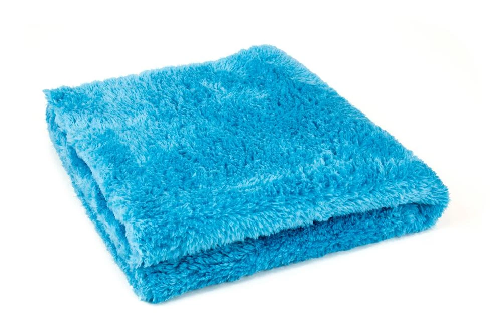 Autofiber [Korean Plush 550] Edgeless Detailing Towels (16 in. x 16 in. 550 gsm) 3 pack