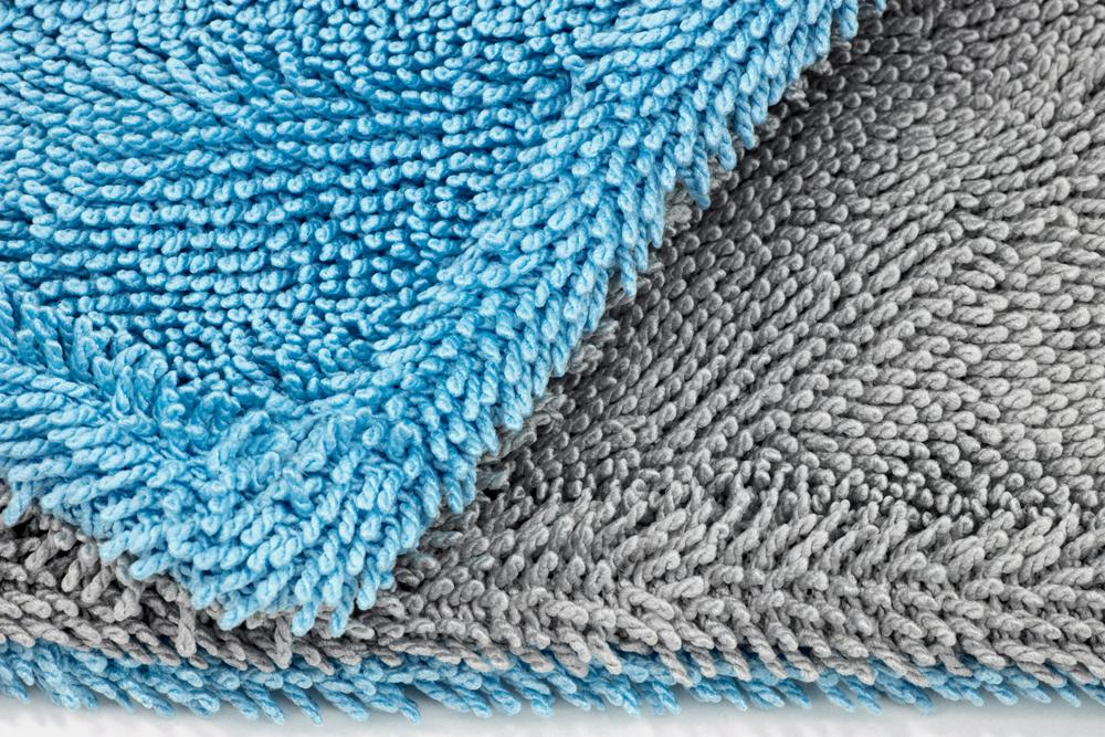 Autofiber [Dreadnought] Microfiber Double Twist Pile Drying Towel (20 in. x 30 in., 1100gsm) - 1 pack Passion Detailing