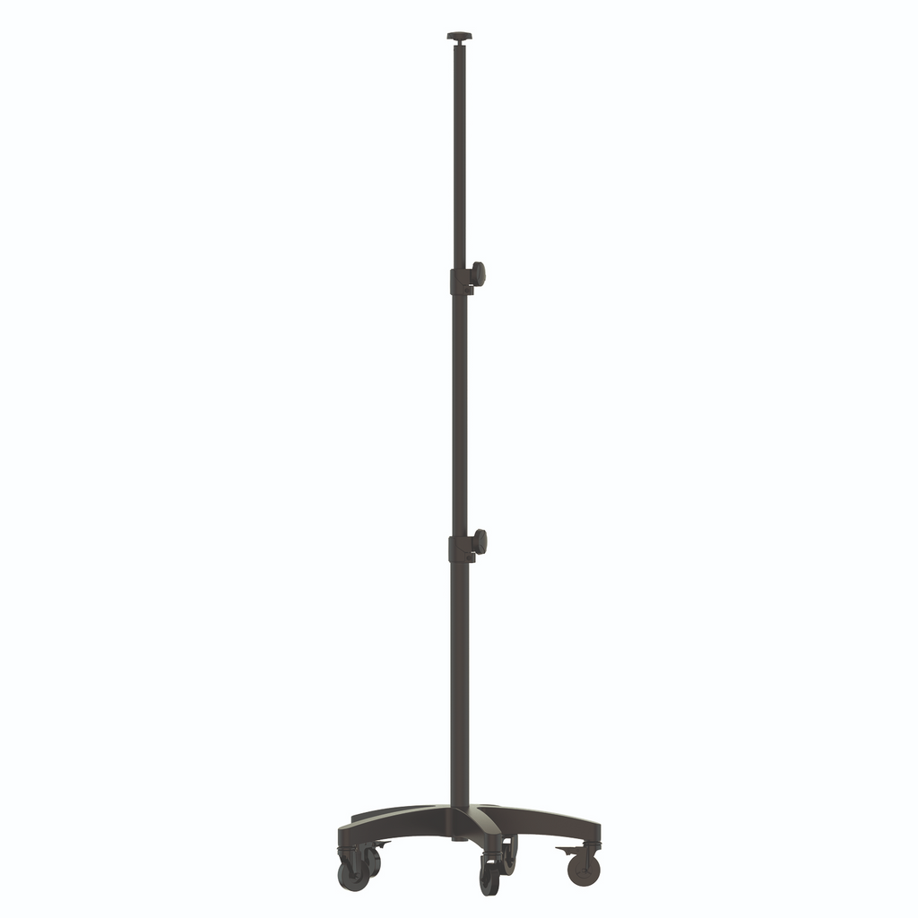 Scangrip Telescopic Wheel Stand *UPGRADED* 03.5682