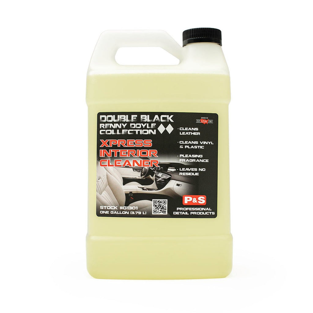 P&S Double Black Xpress Interior Cleaner 128oz