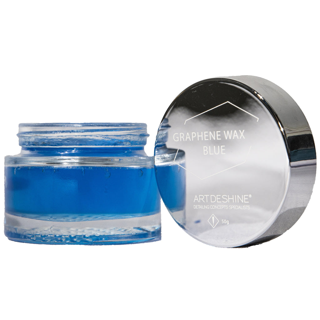 ArtDeShine Graphene Crystal Blue Wax 50g