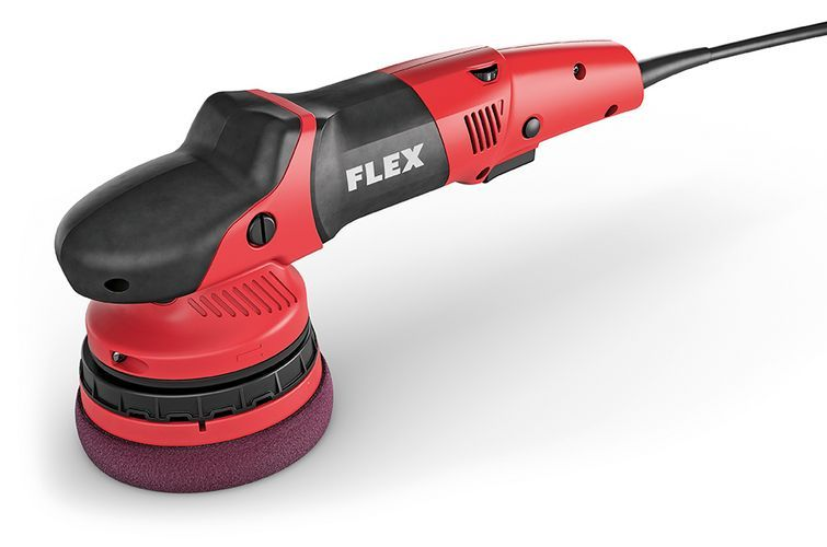 Flex XCE 10-8 Random Orbital Polisher with Positive-Action Drive