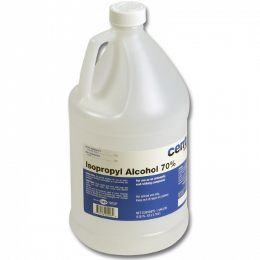 Alcool Isopropylique (70%) 1 Gallon Passion Detailing