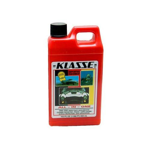 KLASSE All-in-One Polish 16.9oz Passion Detailing