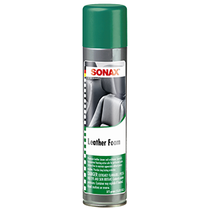 Sonax Leather Care Foam Passion Detailing