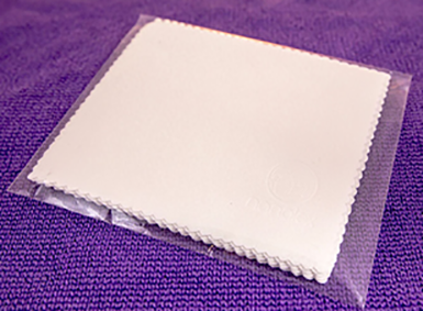 Nanolex Suede Applicator Cloth (Ensemble de 10) Passion Detailing