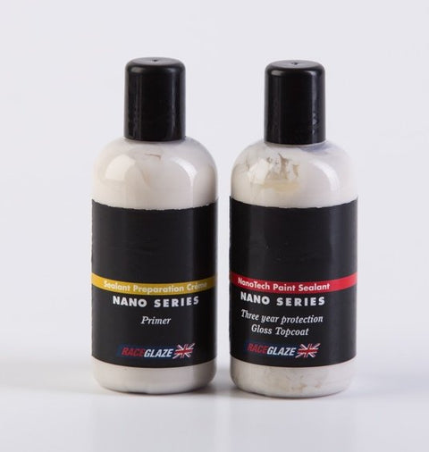 *Liquidation* RaceGlaze Nano Series Primer & Gloss TopCoat Sealant Passion Detailing