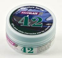 RaceGlaze UK Signature 42 Wax 230 mL Passion Detailing