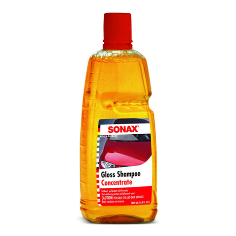 Sonax Gloss Shampoo Concentrate 1L Passion Detailing